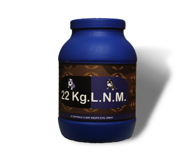 22 kg L.N.M. (blu)