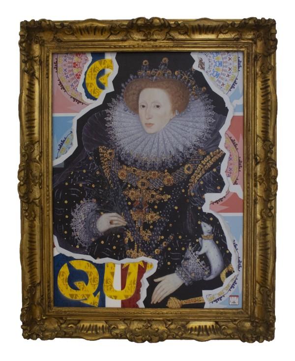 God save The Queen Elizabeth I
